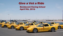 Give a Vet a Ride Bondurant